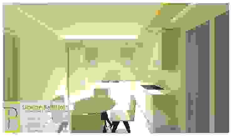 Ristrutturazione Appartamento - Caselle di Selvazzano (PD) Cucina moderna di Simone Battistotti - SB design Moderno