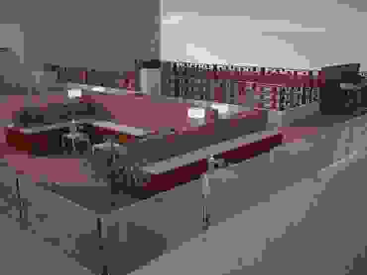 Diseño Terraza Club Financiero Génova By Ipunto