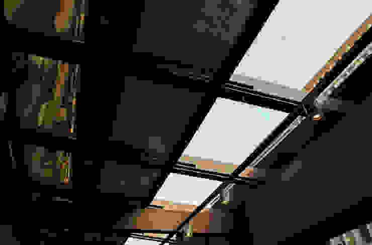 Giardino d'inverno bar/caffé Gastronomia in stile moderno di Studio d'arte e architettura Ana D'Apuzzo Moderno