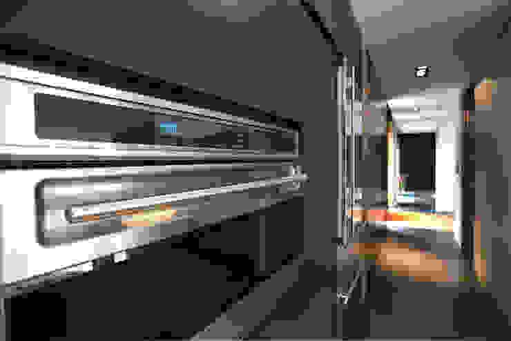 Cedarwood Tye Architects Cocinas de estilo moderno