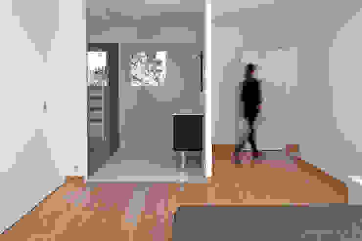 MAISON BASTILLE Chambre minimaliste par SCRIPT architectures Minimaliste
