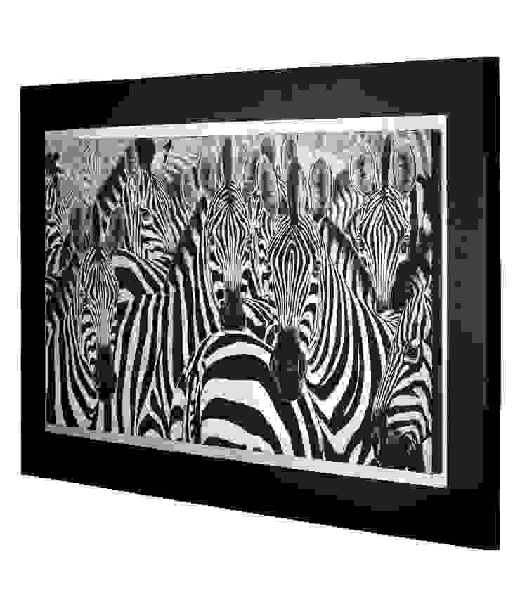 Equus Zebra de LA CASA DE LOS CUADROS Rústico