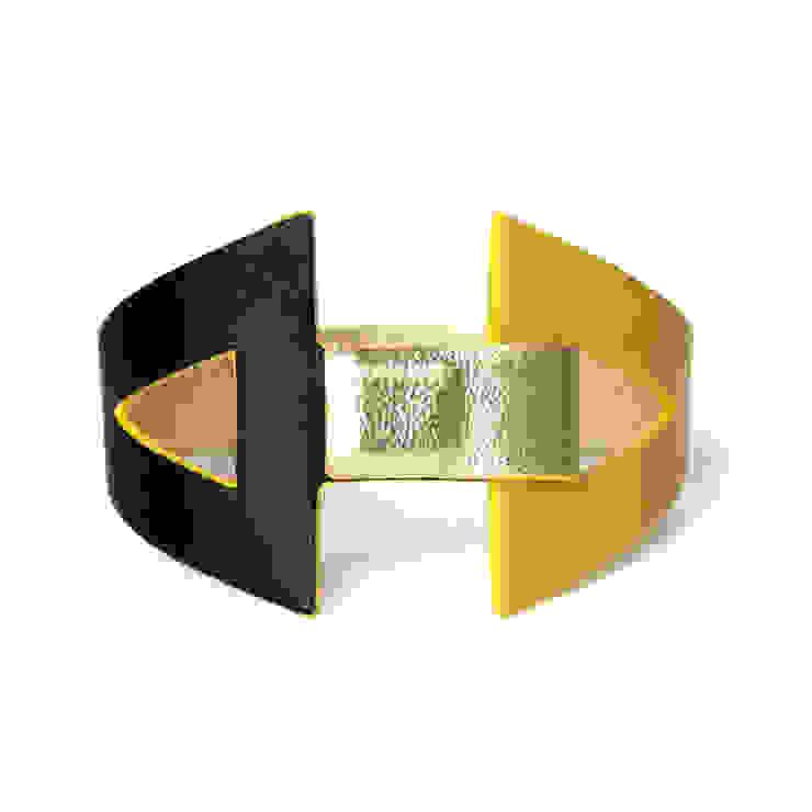 """""""Eva"""" - Bracelet en cuir réversible, par CAMILLE ROUSSEL Minimaliste"""