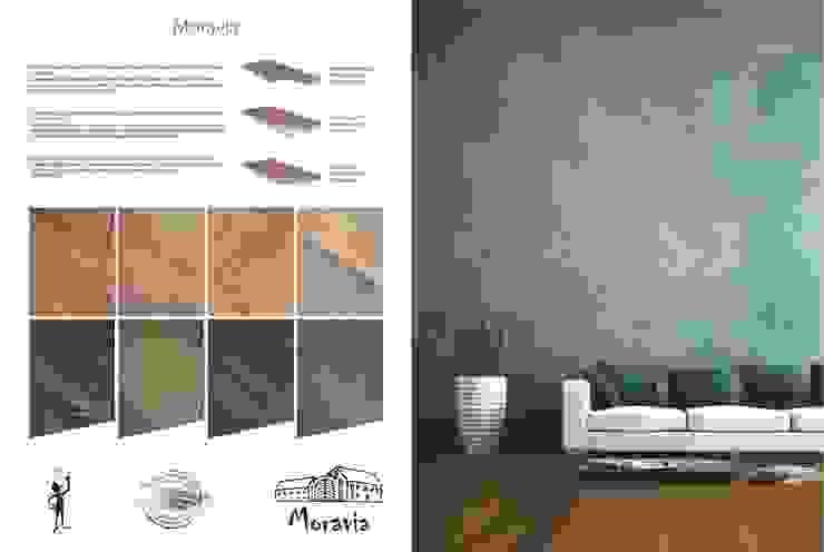 Moravia de Esco suelos de madera Rústico