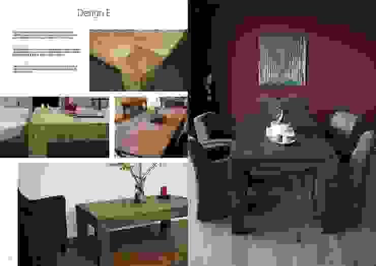 Design E:  de estilo colonial de Esco suelos de madera, Colonial