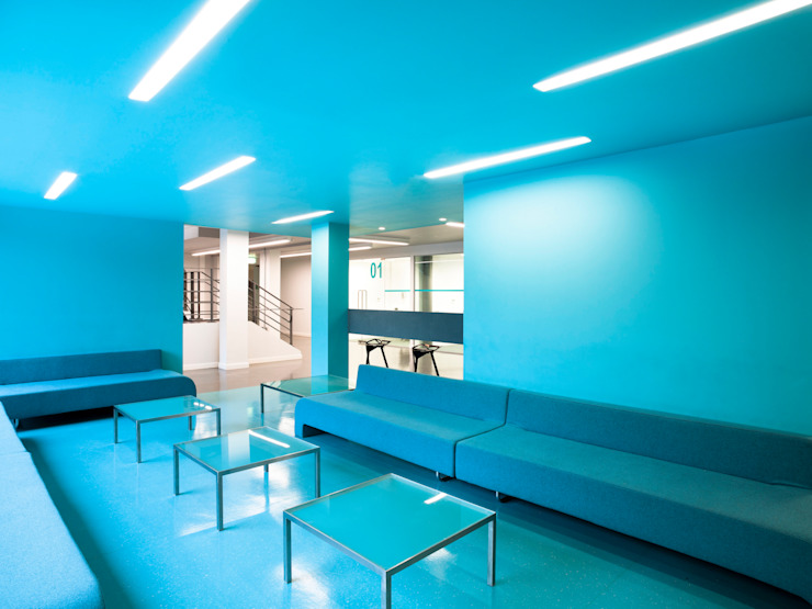 London Metropolitan University Tower Modern schools by Hitch Mylius Modern