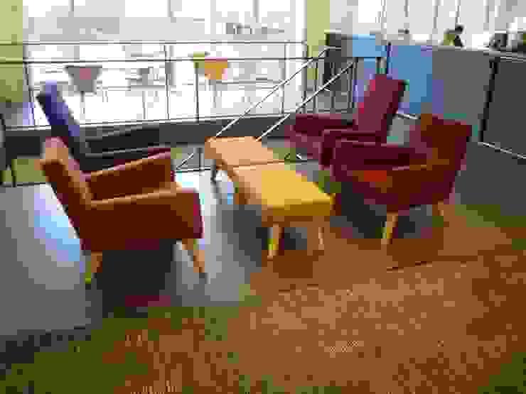 Hawkins Brown Modern office buildings by Hitch Mylius Modern