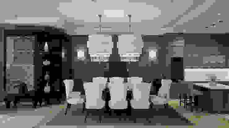 Лион: Столовые комнаты в . Автор – Level, Классический
