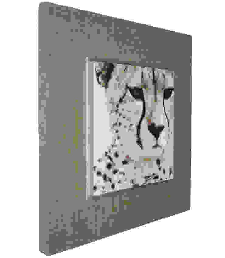 Afrika Cheetah de LA CASA DE LOS CUADROS Rústico