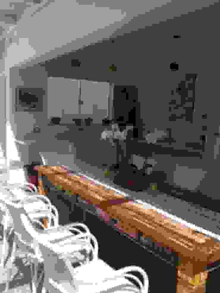Projeto de área de lazer Piscinas modernas por arquiteto Moderno