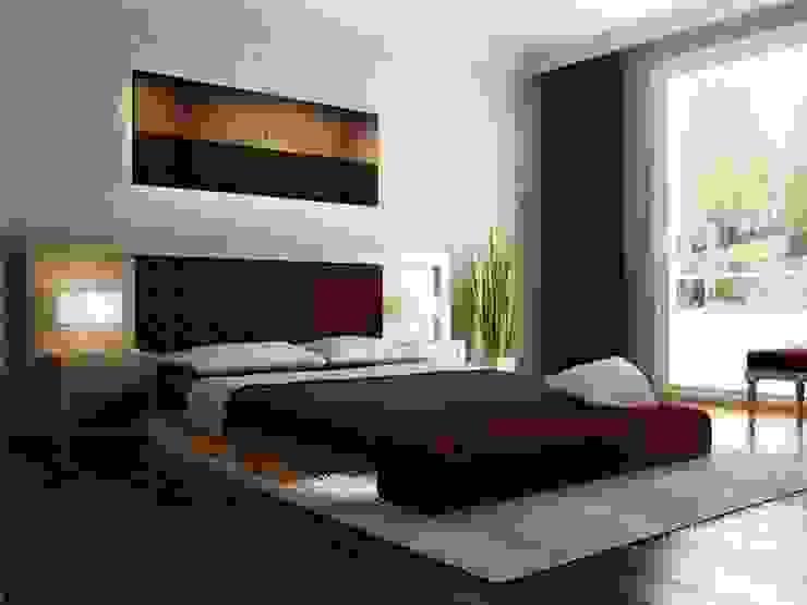 levent tekin iç mimarlık BedroomBeds & headboards