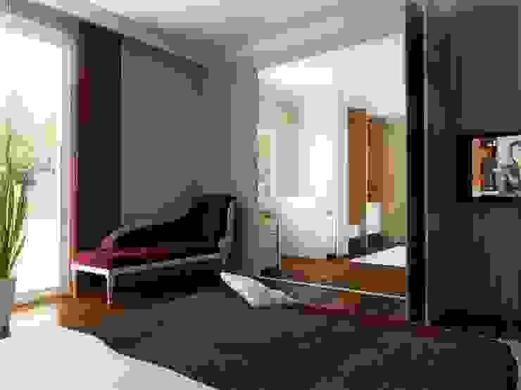 RÖNESANS KONUTLARI levent tekin iç mimarlık Yatak OdasıYataklar & Yatak Başları