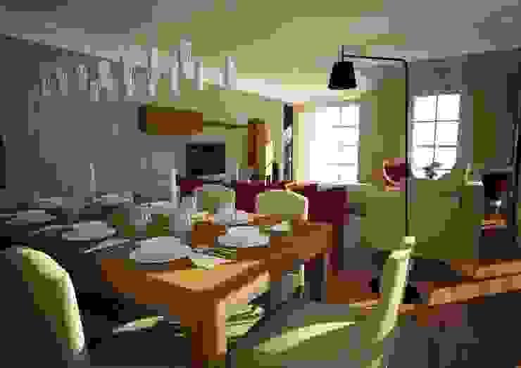 RÖNESANS KONUTLARI levent tekin iç mimarlık Yemek OdasıMasalar