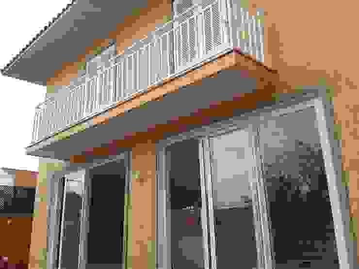 Residência Marituba Casas ecléticas por Rachel Nakata Arquitetura Eclético