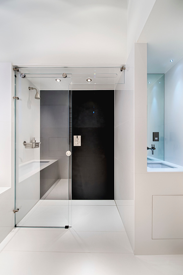 Covent Garden Penthouse Adventure In Architecture Minimalist bathroom