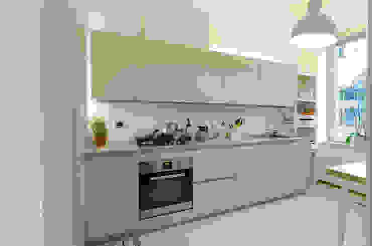 PLB P016 Cucina moderna di modoo Moderno