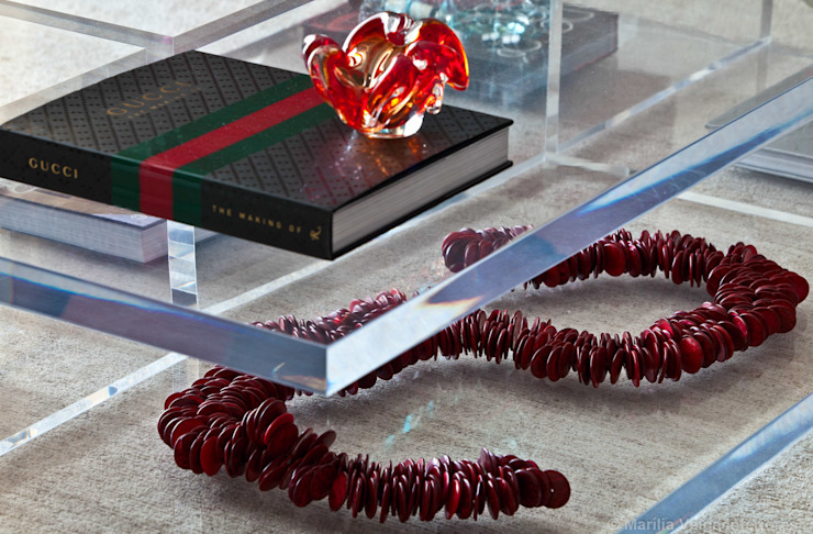Marilia Veiga Interiores Living roomAccessories & decoration