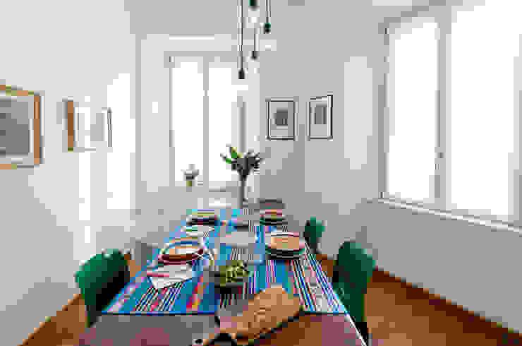 PLB P016 Sala da pranzo in stile scandinavo di modoo Scandinavo