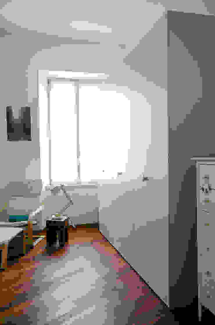 PLB P016 Camera da letto in stile scandinavo di modoo Scandinavo