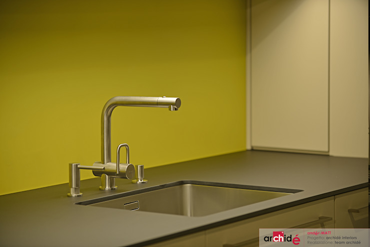 Archidé SA interior design KitchenSinks & taps