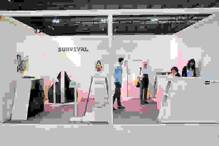 PuppaLuz au Salon du meuble de Milan 2014 par Marine Le Razavet Minimaliste