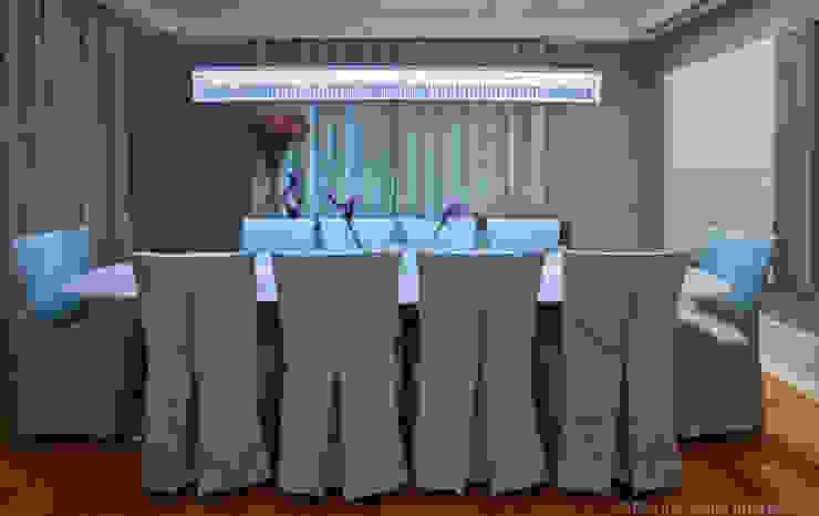 Modern dining room by Marilia Veiga Interiores Modern