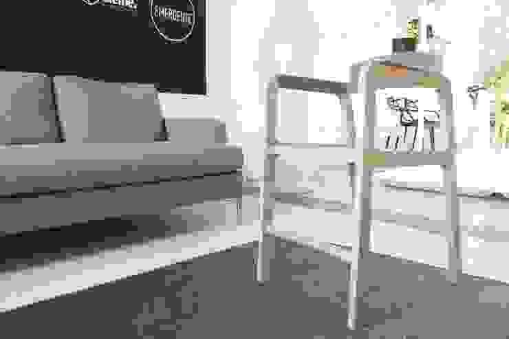 Furniture line de Robledo & Ojeda Studio Escandinavo
