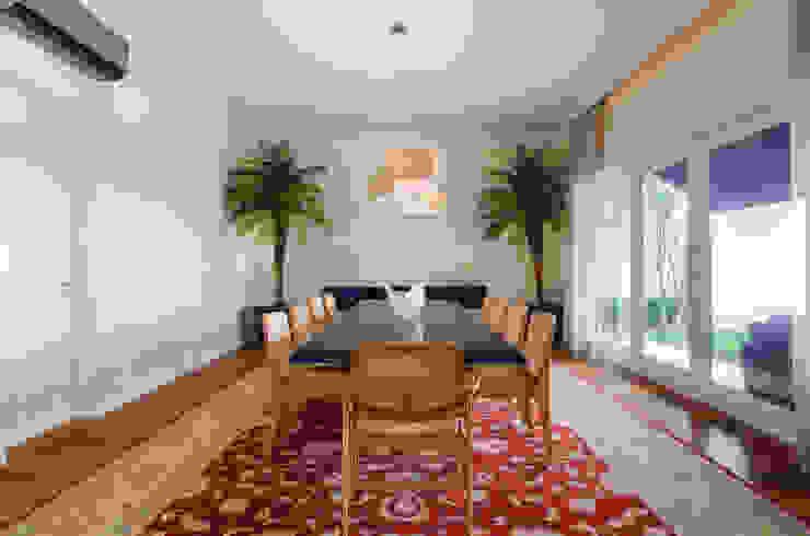 Sala de Jantar | Residência SP Salas de jantar modernas por Christiana Marques Fotografia Moderno