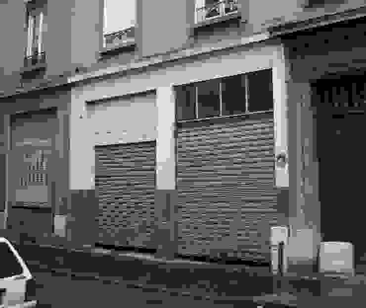 + LE GARAGE par SPACE MAKER