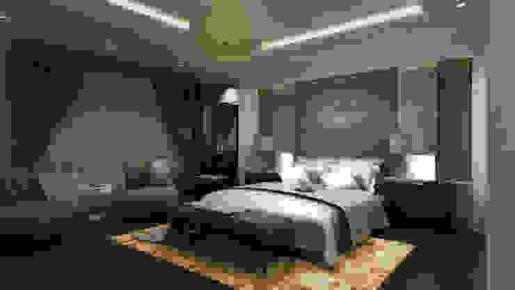 Ayaz Ergin İç Mimarlık Modern style bedroom
