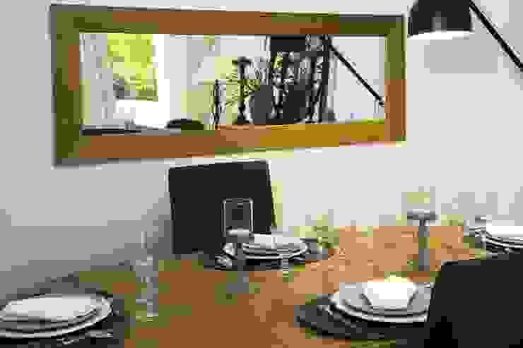 Coin salle à manger Salle à manger moderne par Anne Gindre Décoratrice d'Intérieur Moderne