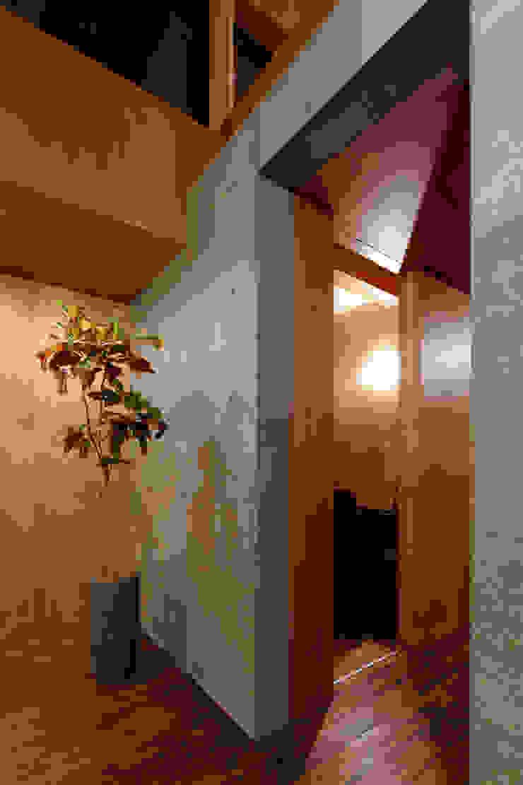 小さな個室 ラスティックデザインの 書斎 の 道家洋建築設計事務所 ラスティック
