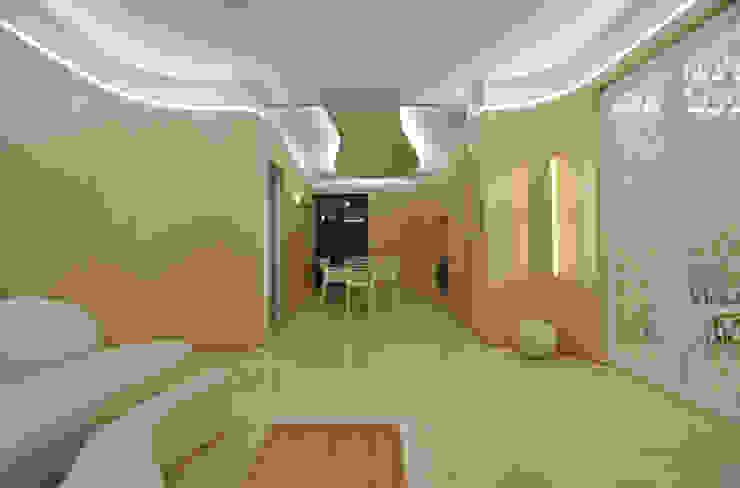 Гостиная в стиле модерн от Marco Stigliano Architetto Модерн