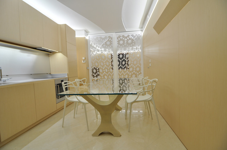 eclectic  by Marco Stigliano Architetto, Eclectic