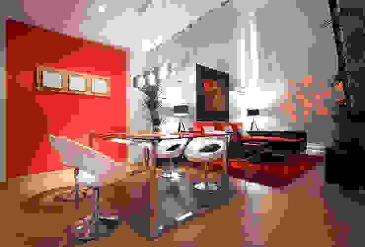 Modern dining room by Javier Zamorano Cruz Modern