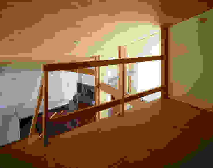 Villa Boomerang 森吉直剛アトリエ/MORIYOSHI NAOTAKE ATELIER ARCHITECTS 嬰兒房/兒童房