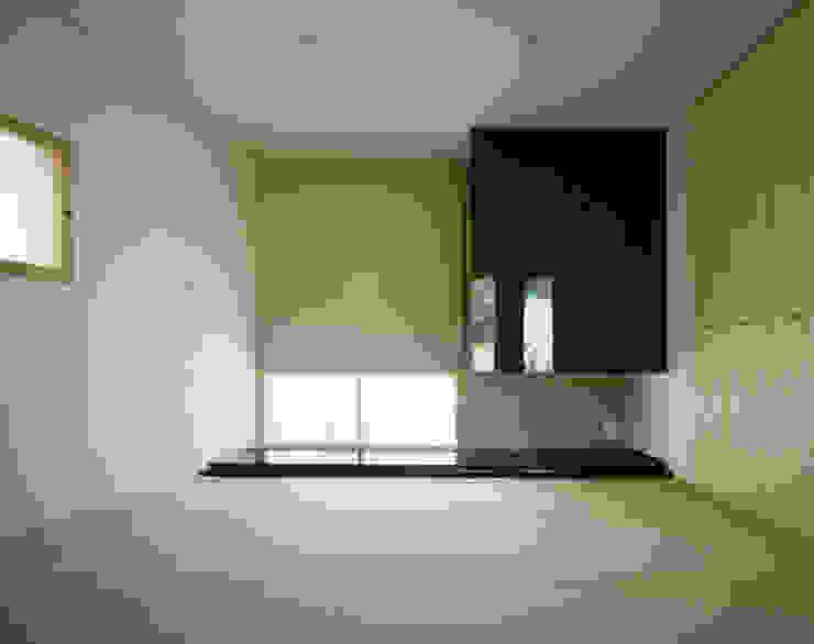 Villa Boomerang 森吉直剛アトリエ/MORIYOSHI NAOTAKE ATELIER ARCHITECTS 臥室