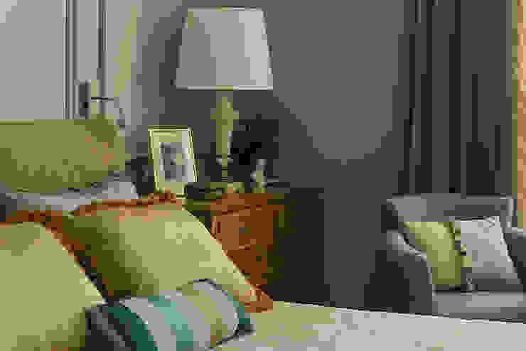 Квартира на Б.Ордынке: Спальни в . Автор – COUTURE INTERIORS,