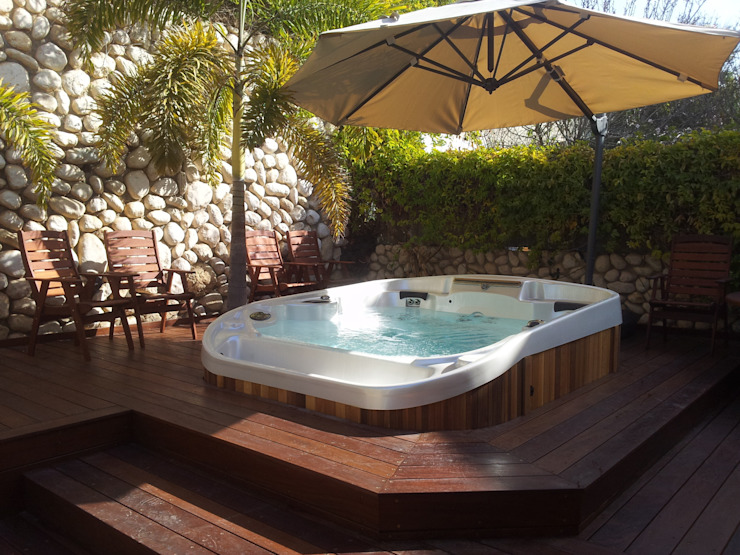 by Coast Spas Benelux Mediterranean