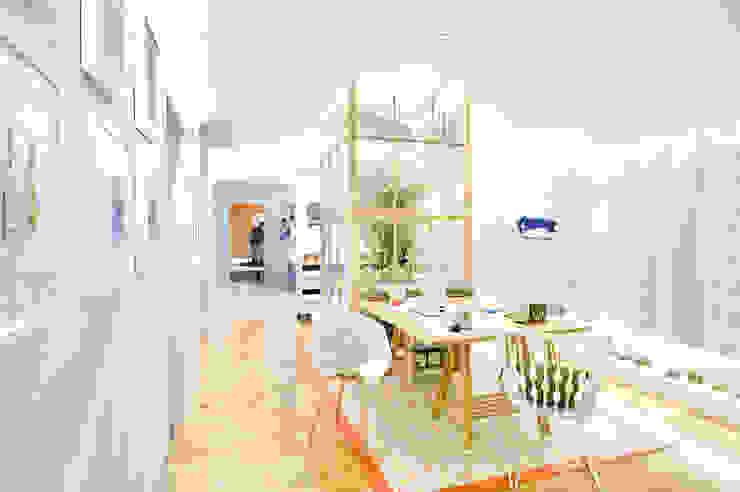 Mediterranean style exhibition centres by Egue y Seta Mediterranean