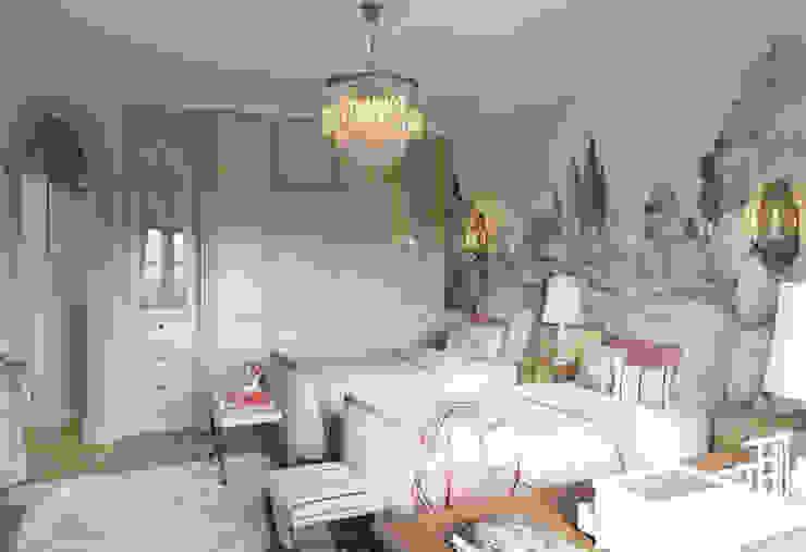 Квартира в классическом стиле Детская комнатa в классическом стиле от COUTURE INTERIORS Классический