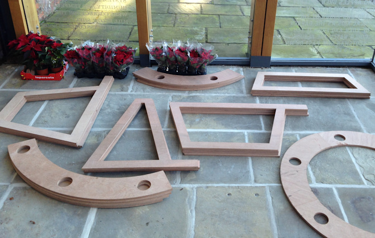 Flat Pack Pieces OS31 Interior landscaping