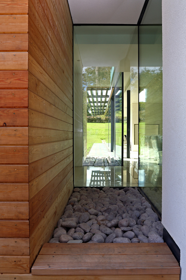 Stockgrove house Modern houses by Nicolas Tye Architects Modern