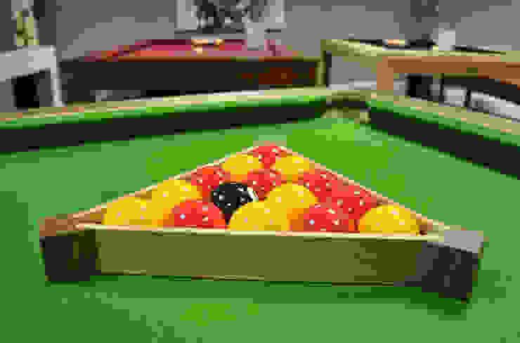 Spartan Pool/Dining Table and Matching Triangle. Designer Billiards ЇдальняТаблиці