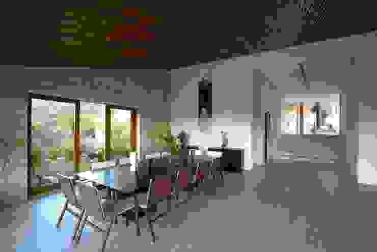 Moderne Esszimmer von Mascarenhas Arquitetos Associados Modern