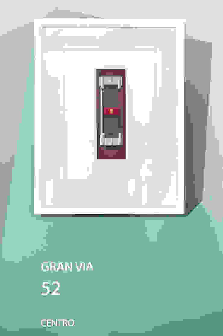 """""""Güindous 16″ Casa Decor Madrid 2013 de Egue y Seta Escandinavo"""