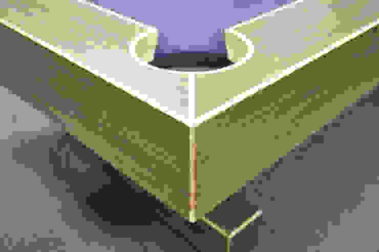 'The Arc', 8 ft American Pool Table.: modern  by Designer Billiards, Modern
