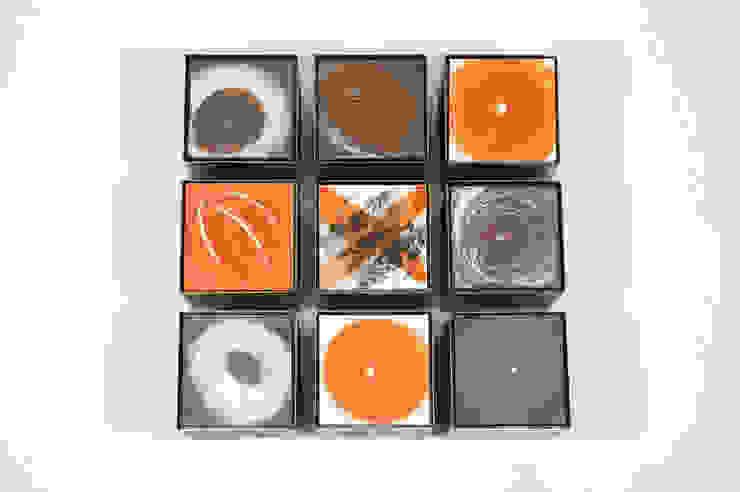 [INSIDE - OUTSIDE] series   -   object I:  Kunst  door Marc Verbruggen - ceramic art  ,