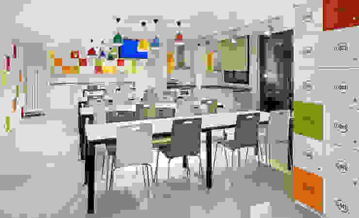 Cucina moderna di BOYTORUN ARCHITECTS Moderno