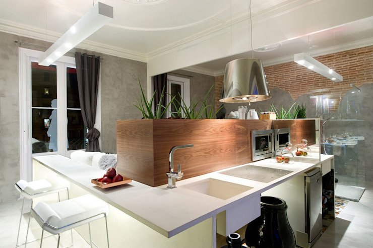 Hôtels classiques par Egue y Seta Classique